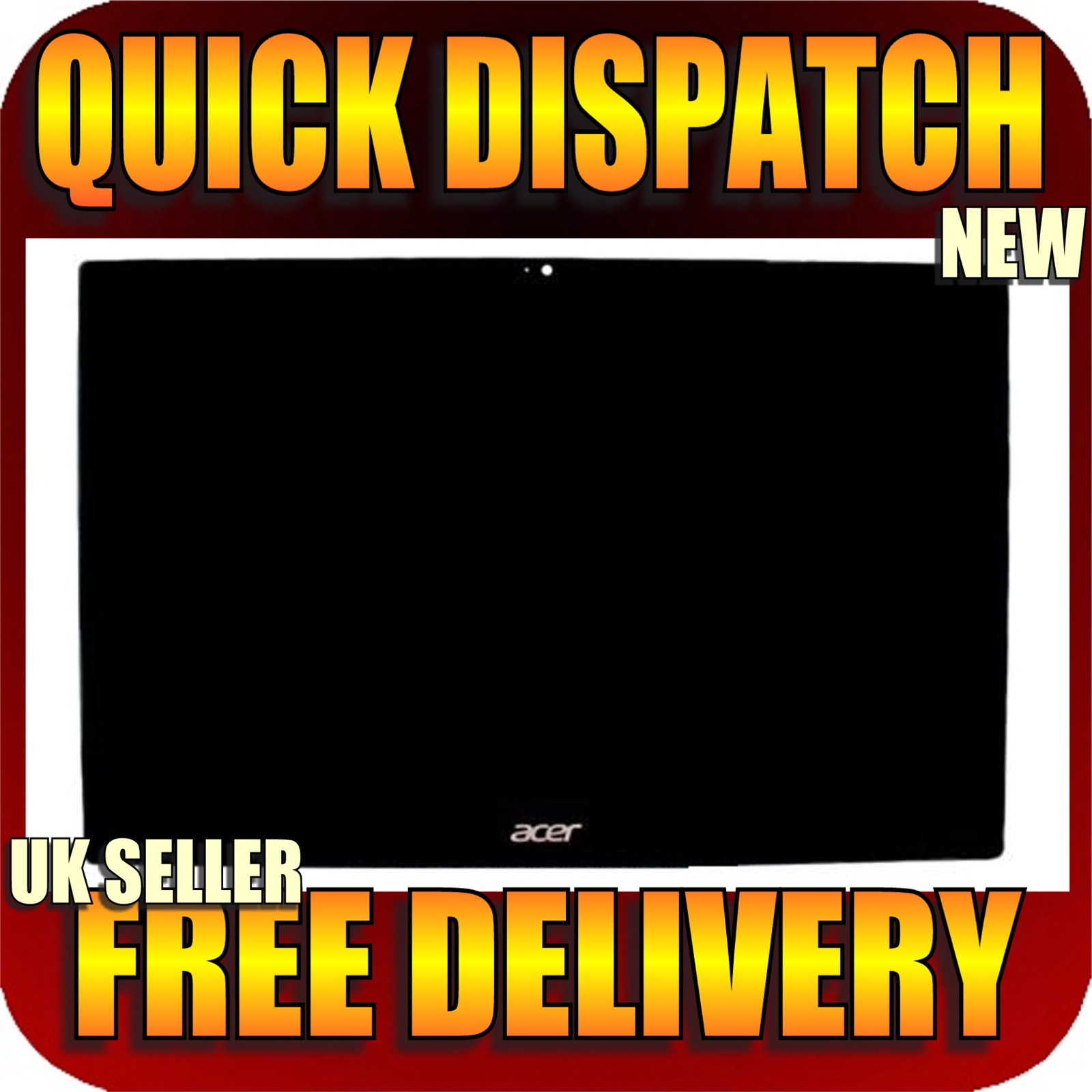 For Acer ASPIRE V5-473P-34014G50A Touch Digitizer + Screen Assembly 14""