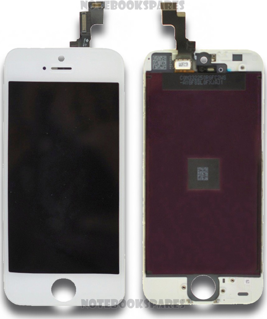 new white apple iphone a1457 emc 2643 5s complete assembly uk shipping ebay. Black Bedroom Furniture Sets. Home Design Ideas