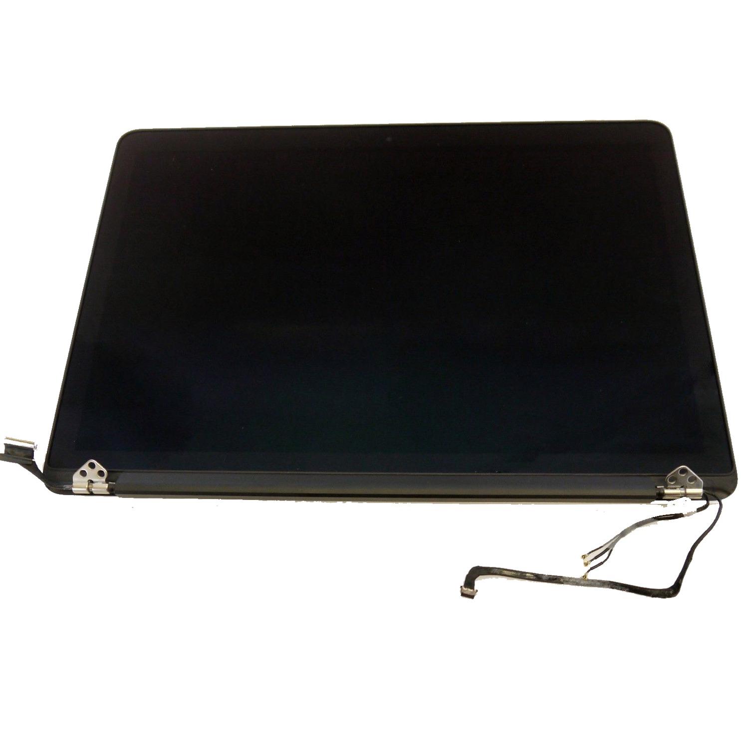 refurbished macbook pro a1502 retina display 13 full lcd assembly late 2013 ebay. Black Bedroom Furniture Sets. Home Design Ideas