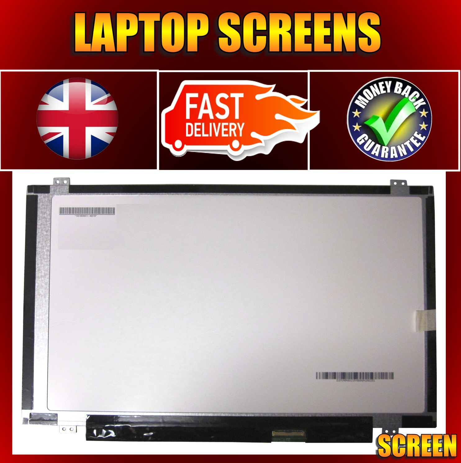 new hp envy 4 1130us notebook screen 14 led hd display panel wxga ebay. Black Bedroom Furniture Sets. Home Design Ideas